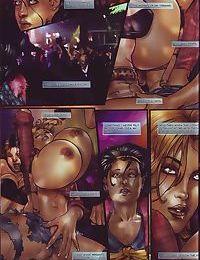 Hot manga girl getting lavish cum shot - part 3423