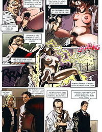 Sexy comic masturbation and fucking - part 896