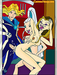 The winx witches have all the cock, no wonder the winx girls are always into les - part 2718