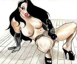 Jessica porn cartoons - part 2649