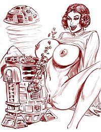 Star wars porn cartoons - part 1096