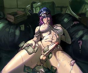 Hentai dickgirl screwed in the bathroom - part 982