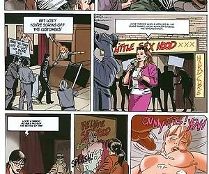 Very hardcore and brutal drawn sexy action - part 3904