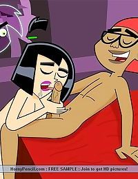 Cool threesomes and solos of sexy cartoon babes - part 1812