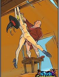 Witch finds fuckmates for herself - part 1667