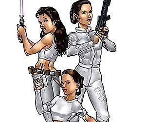 Star wars porn cartoons - part 319