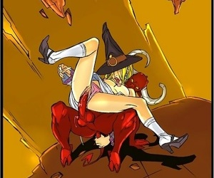 Witch finds fuckmates for herself - part 3296