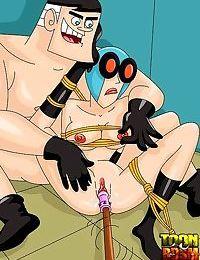 Hot bdsm cartoon characteres everywhere - part 26