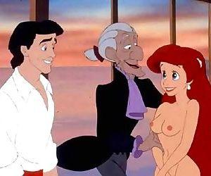 Ariel porn cartoons - part 1220