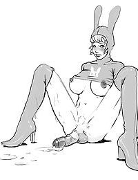 Hentai dickgirl screwed in the bathroom - part 336
