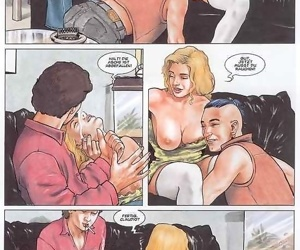 Girls sharing cock in the hottest sex comics - part 3796