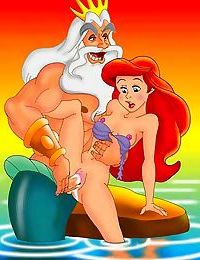 Ariel porn cartoons - part 1834