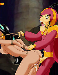 Crazy prince achmed has jasmine prisoner and hes going to have kinky forced bdsm - part 2604