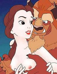 Belle porn cartoons - part 408
