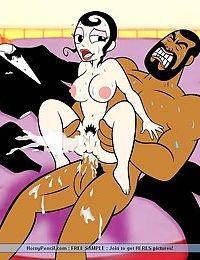 Super agent porn cartoons - part 244