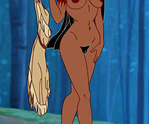 Pocahontas porn cartoons - part 790
