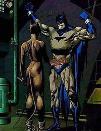 Batman porn cartoons - part 1617