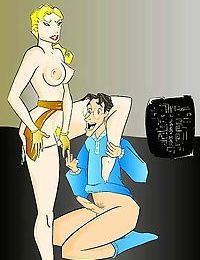 Atlantis porn cartoons - part 1029