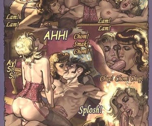 Hot adult comics with sexy babe sucking dick - part 762