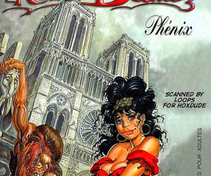 Passion a notre-dame. the dark side of a man-s nature is finally exposed - part 2211