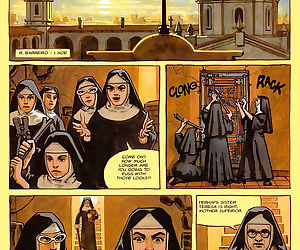 Some nuns seem to harbor secret lusts for each other - part 3598