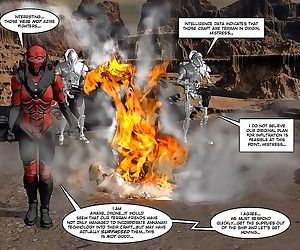 Attack of machine dicks 3d xxx comics cartoon pussy hentai bdsm - part 3847