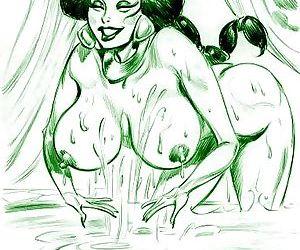 Alice porn cartoons - part 1731