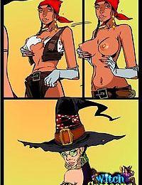 Witch got creampied by leprechaun - part 2621
