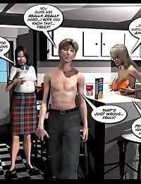 Huge dick 3d porn comics anime hentai xxx cartoon story toon sex - part 3533