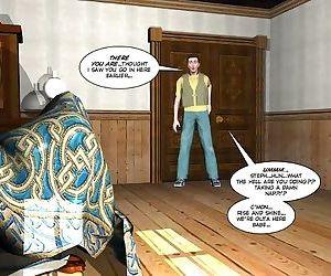Big tits fantom of old castle 3d anime hentai cartoons comics - part 3679
