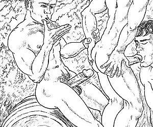 Nude comics with beautiful lesbian dolls - part 3873