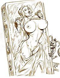 Lara croft porn cartoons - part 709
