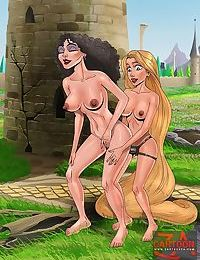 Rapunzel and tarzan in bdsm porn - part 3163