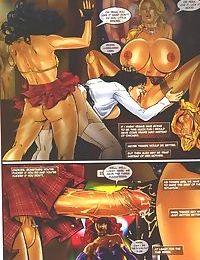 Hot manga girl getting lavish cum shot - part 551