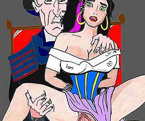 Esmeralda porn cartoons - part 2159
