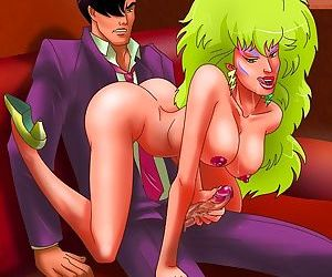 Insatiable retro whores from jem series - part 1584