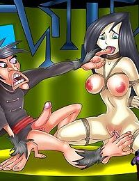 Suffering toon whores from kim possible - part 641