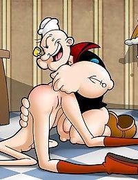 Pansexual sedusa, him and mojo jojo - part 2377