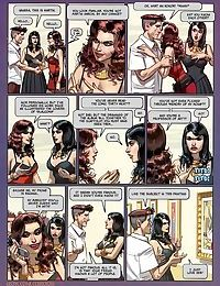Hot adult comics with sexy babe sucking dick - part 1723