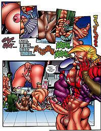 Hot girls comic phone sex for monster - part 524