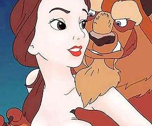 Belle porn cartoons - part 1604