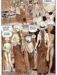 Porn comics gallery of hot scenes - part 1050