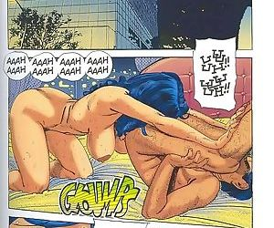 Street guys wildly ravish the comics ass - part 1993