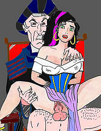 Esmeralda porn cartoons - part 3967
