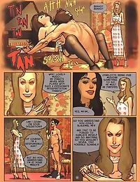 Sexy hooker with fuckable ass in sex comics - part 1781