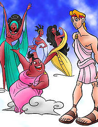 Hercules porn cartoons - part 3905