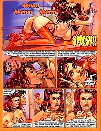 Sexy beauty gets pussy licked in hot adult comics - part 3627