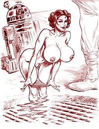 Star wars porn cartoons - part 1195