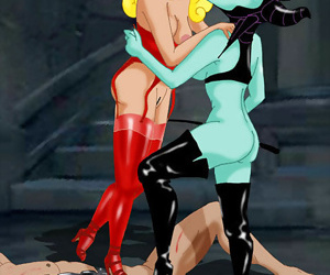 The evil witch and aurora have captured prince phillip, and will use him as thei - part 298