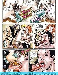 Beautiful adult art hardcore fucking set - part 394